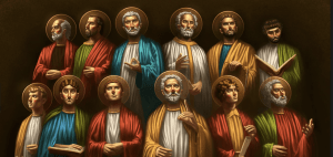why did jesus choose 12 men