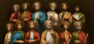 why did jesus choose 12 men