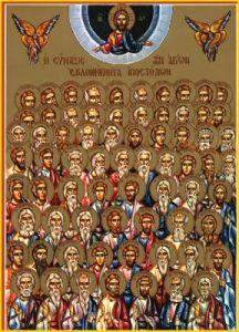 why did jesus choose male apostles?