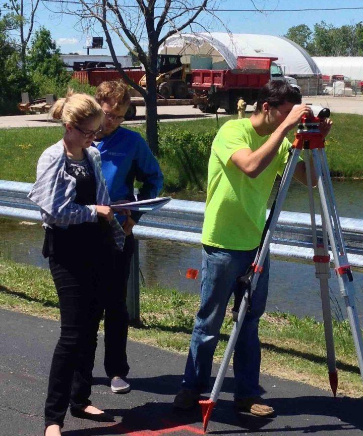 Surveying Photo