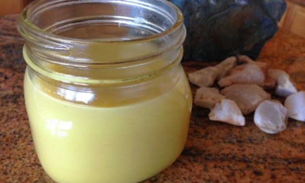 DIY Anti-fungal Cream