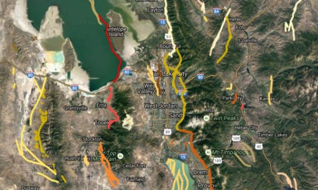 The Wasatch Fault