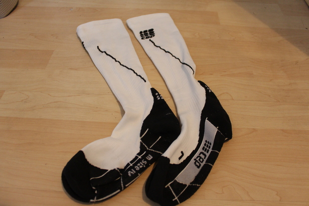 CEP Herren Strumpf Progressive- Run Socks 2.0 Material