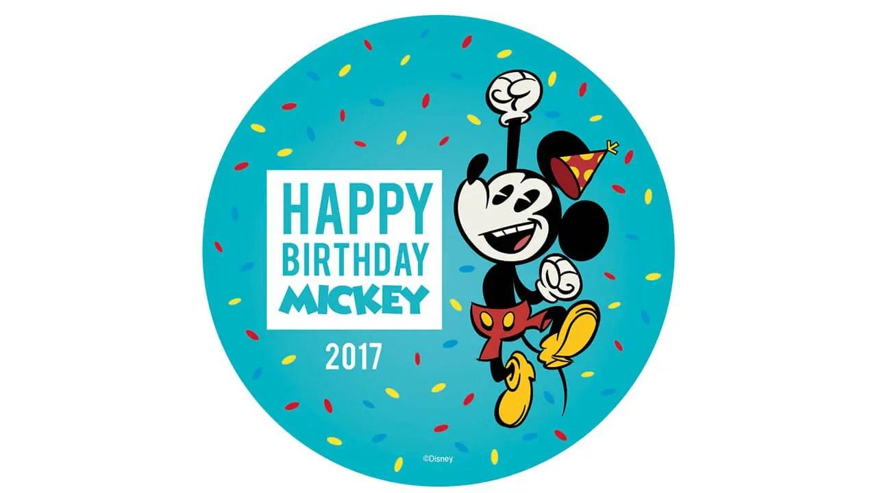 Mickey Mouse Feiert Am 18 November Seinen 89ten Geburtstag