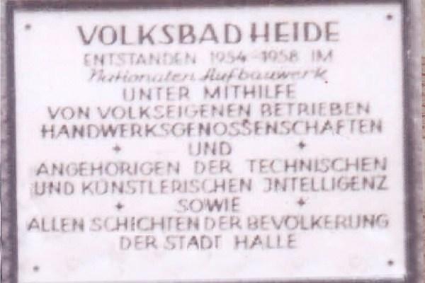 Volksbad Heide