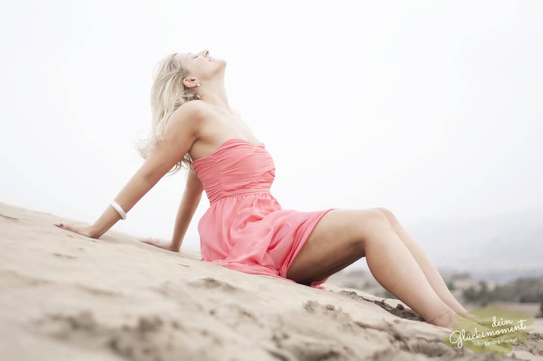 Urlaubsbilder in den Dünen - Einzelshooting  - Dünen