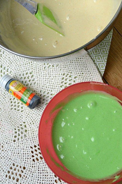 wit-en- groen- beslag- Bolu- kukus