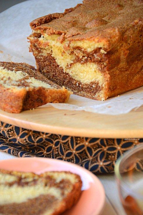 spekkoek-cake