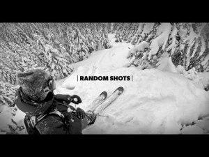 eine runde skifahren mit candide