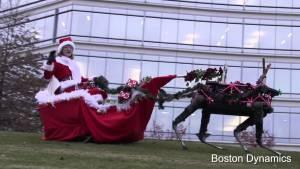 frohe festtage von boston dynami
