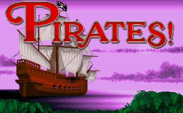 pirates amiga
