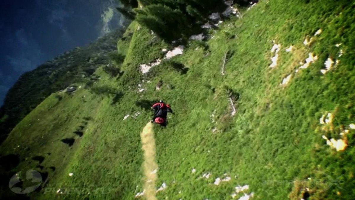 wingsuit basejumping the need