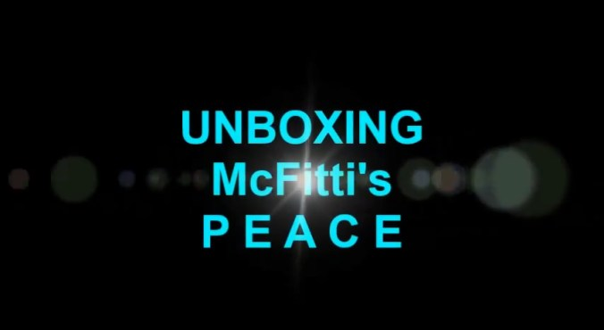 Unboxing MC Fittis PEACE Box
