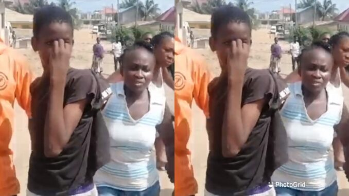 Kasoa: 14 Year Old Boy Jumps Wall To K!LL An Elderly Woman – DETAILS