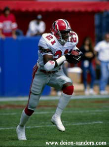 Image result for deion sanders falcons