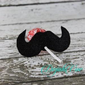 mustach sucker
