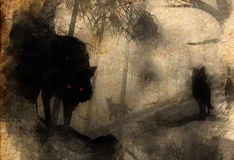 Ogre Prinsh Cabot'un  İlk Ortaya Çıkışı