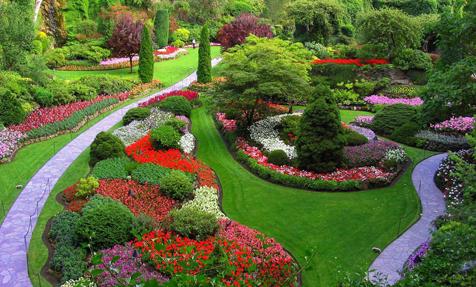 El diseño de jardines en Madrid