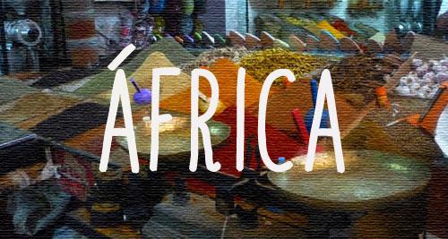 Dejarlo todo e irse africa