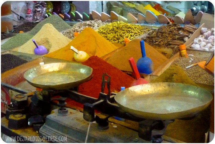 curry en marrakech