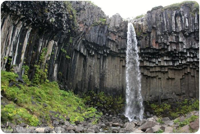cascada lineas islandia