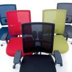 Kohl ANTEO bureaustoel met netbespanning