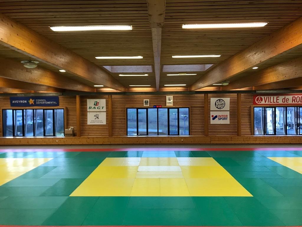 GImnasio de judo