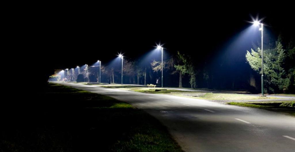 street lighting dekalb county ga