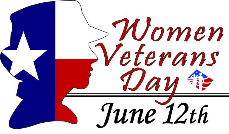 Women Veterans Day - June 12