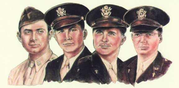 On This Day in History - The Four Chaplains - February 3rd
