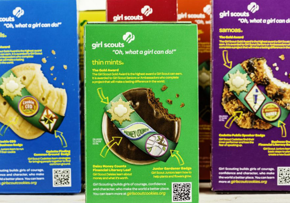Get Girl Scout Cookies In DeKalb