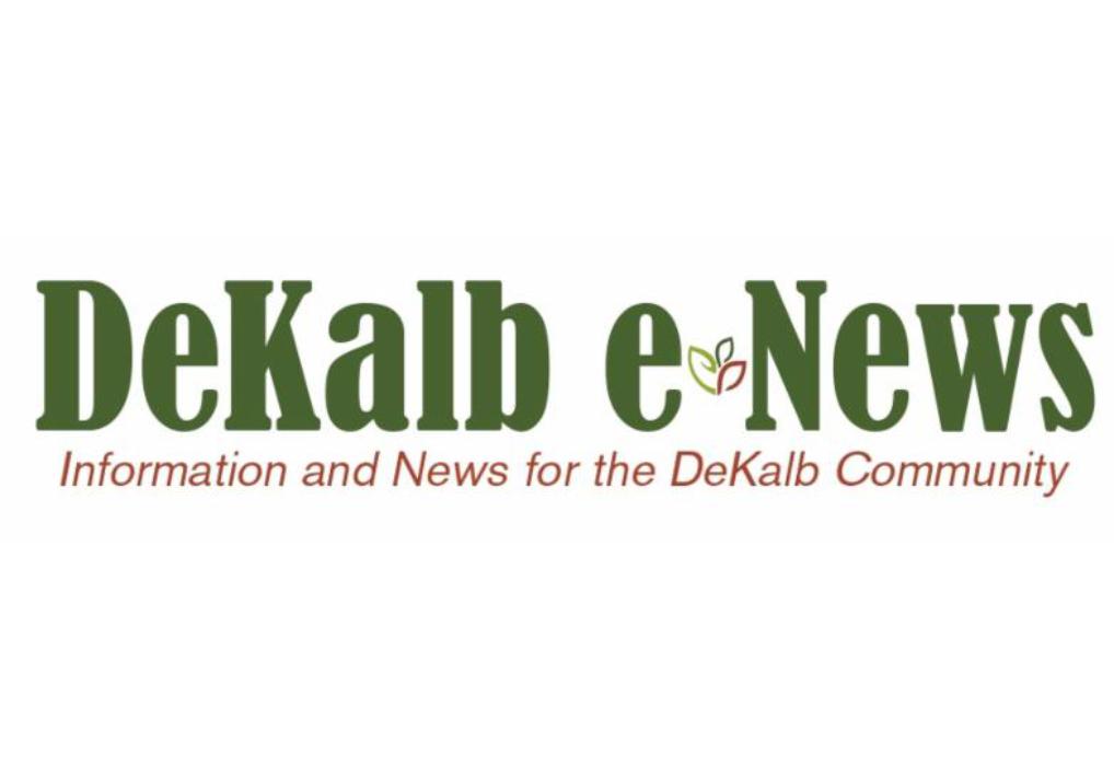 DeKalb eNews