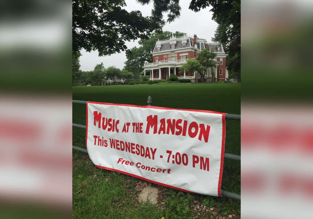"""""""Music at the Mansion"""" Returns This Summer To DeKalb"""