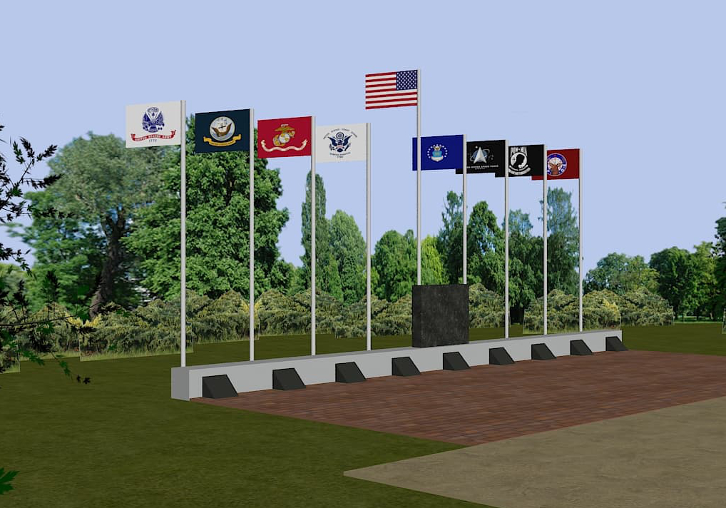 New Veteran's Memorial Proposed By DeKalb ELKS Lodge