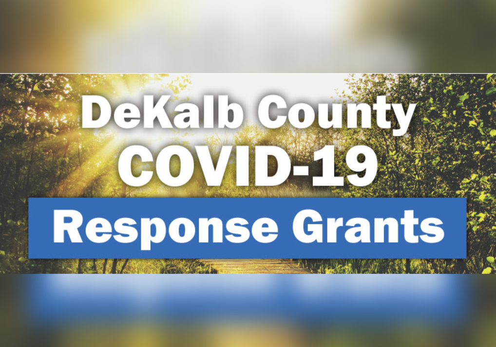 Applications Open For Final Round Of DeKalb County COVID-19 Response Grants