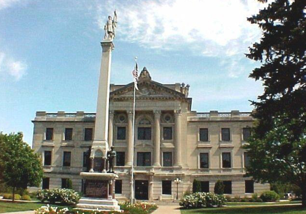DeKalb County Courthouse To Continue Requiring Masking And Social Distancing