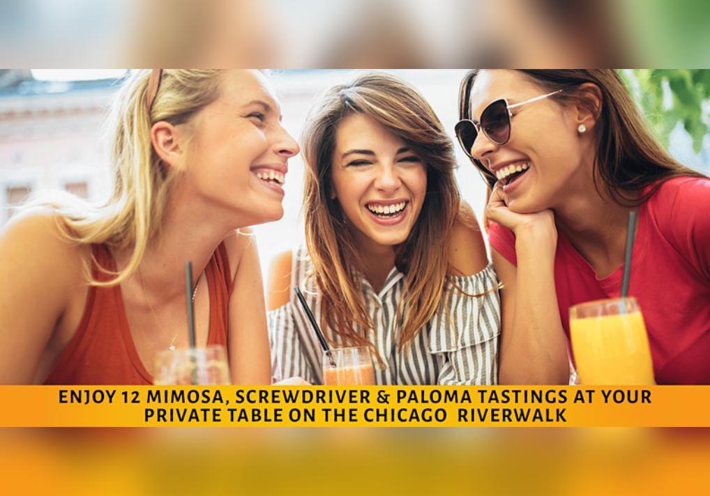 4th of July Chicago Riverwalk Mimosa Fest