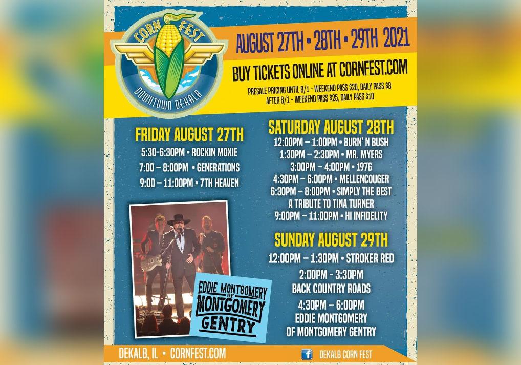 Corn Fest 2021