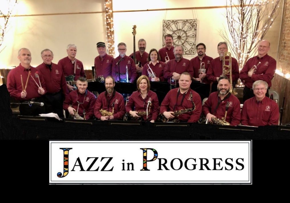 Jazz At The Mansion Tonight - Featuring A 16 Piece Big Band