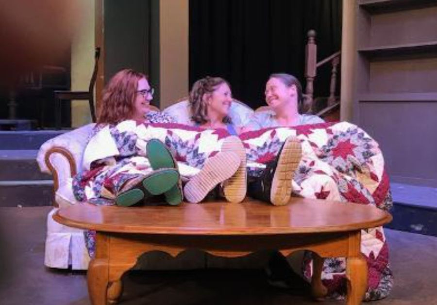 Stage Coach Players To Serve Up Dessert With September Play The Red Velvet Cake War