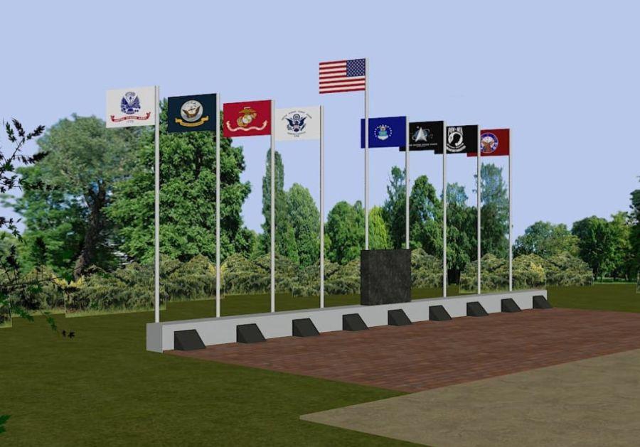 DeKalb ELKS New Veteran's Memorial Brick Program