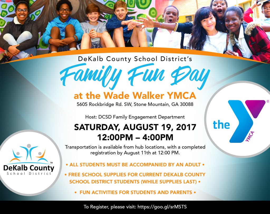 2017 Family Fun Day YMCA