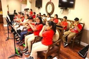 Dresden Elementary Junior Beta Club Instrumentalists Spread Citizenship