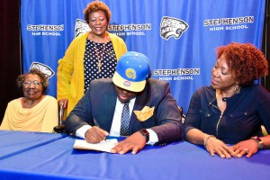player signs letter of intent