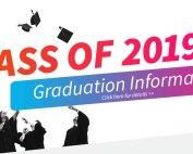 2019 Graduation Information