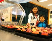 Families Provided Meals During Spring Break