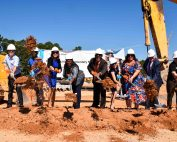 Groundbreaking at Cross Keys North Elementary