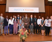 Over 100 Students Earn Associate's Degree