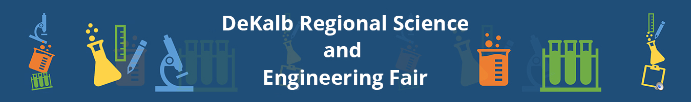regional science and engineering fair banner