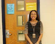 Cedar Grove Middle's Nadirah Kelker wins new educator of the year award